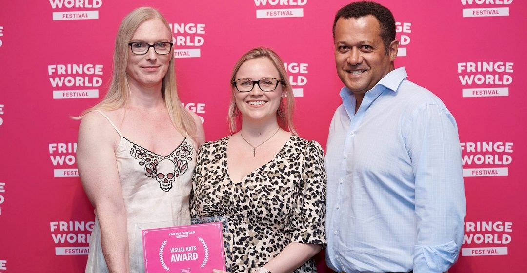 GANify wins Fringe World 2020 Visual Arts Award